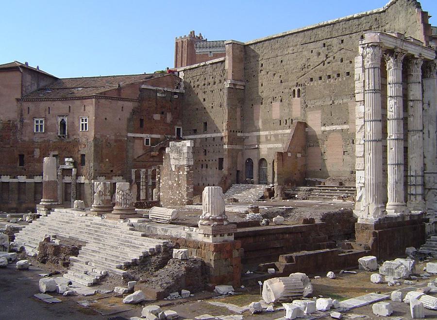 foro augusto roma